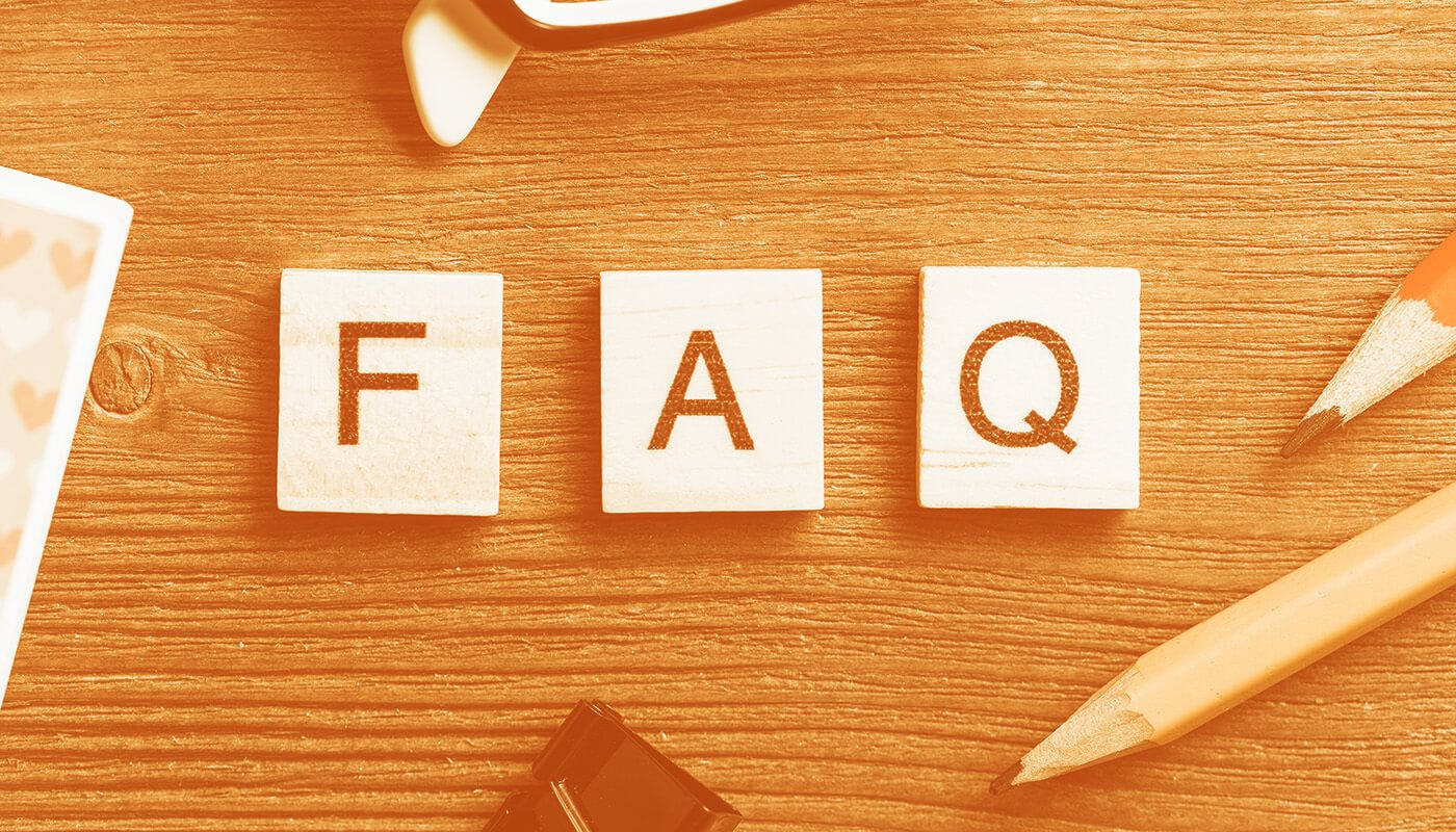 Prepare to answer frequently asked questions (FAQ) in advance