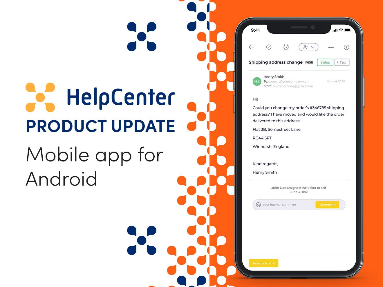 New: Provide Quick Support Wherever You Are With The HelpCenter Mobile App For Android